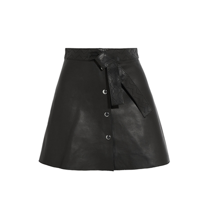 Picture of Leather skirt