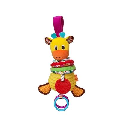 Picture of Hug & Tug Musical Giraffe